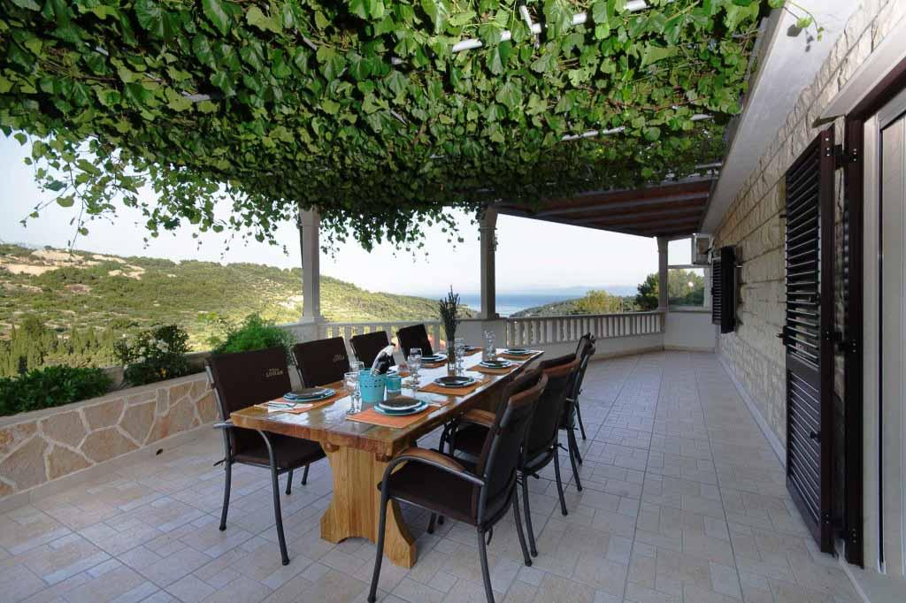 Villa Tania, Selca, Sumartin, Brac Island (5)