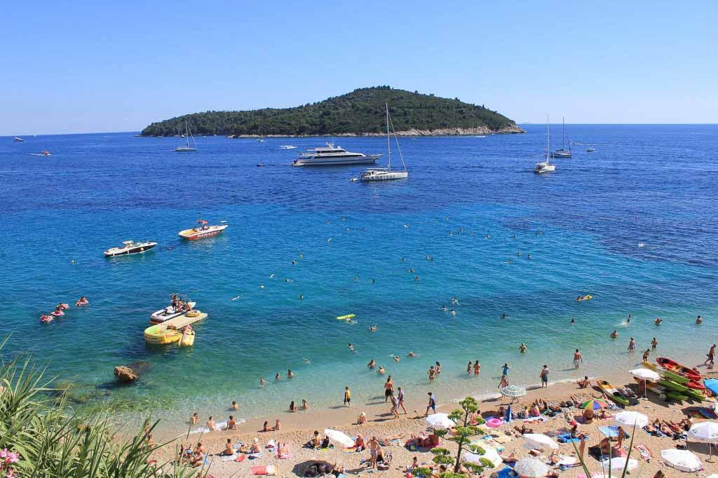 Banje Beach, Dubrovnik Old Town (223)