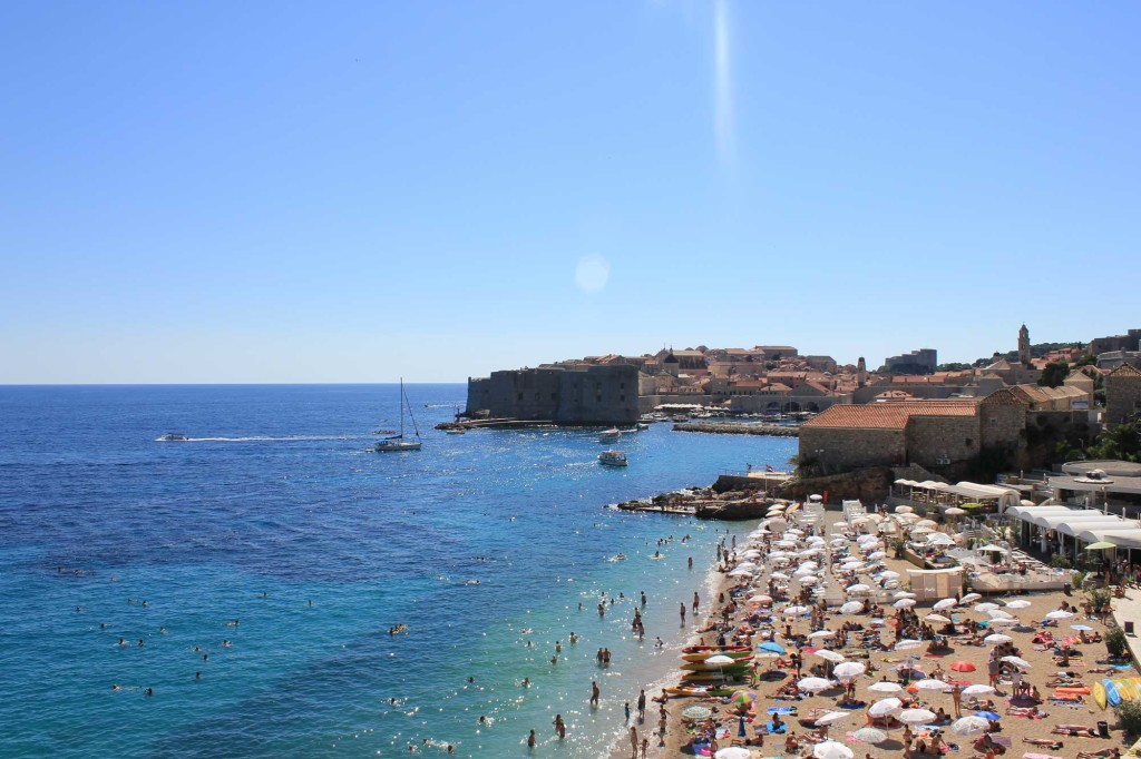 Banje Beach, Dubrovnik Old Town (225)