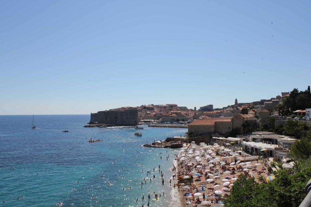 Banje Beach, Dubrovnik Old Town (227)