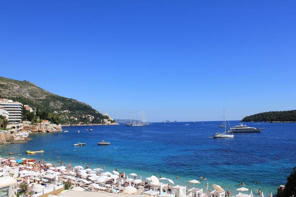 Banje Beach, Dubrovnik Old Town (229)