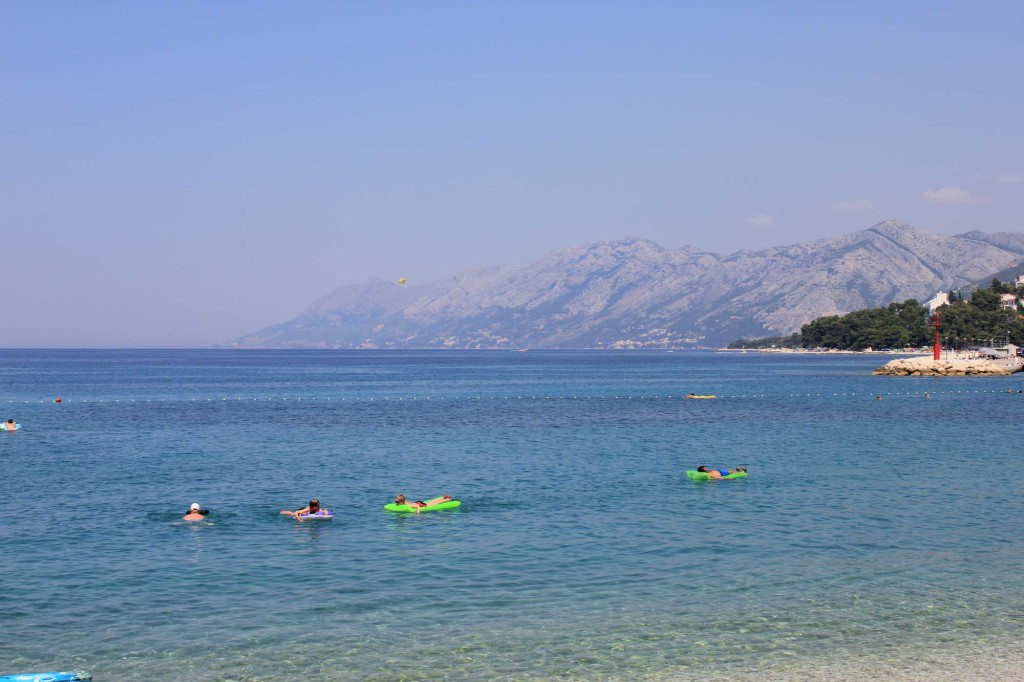 Baska Voda Beach, Makarska Riviera (3)