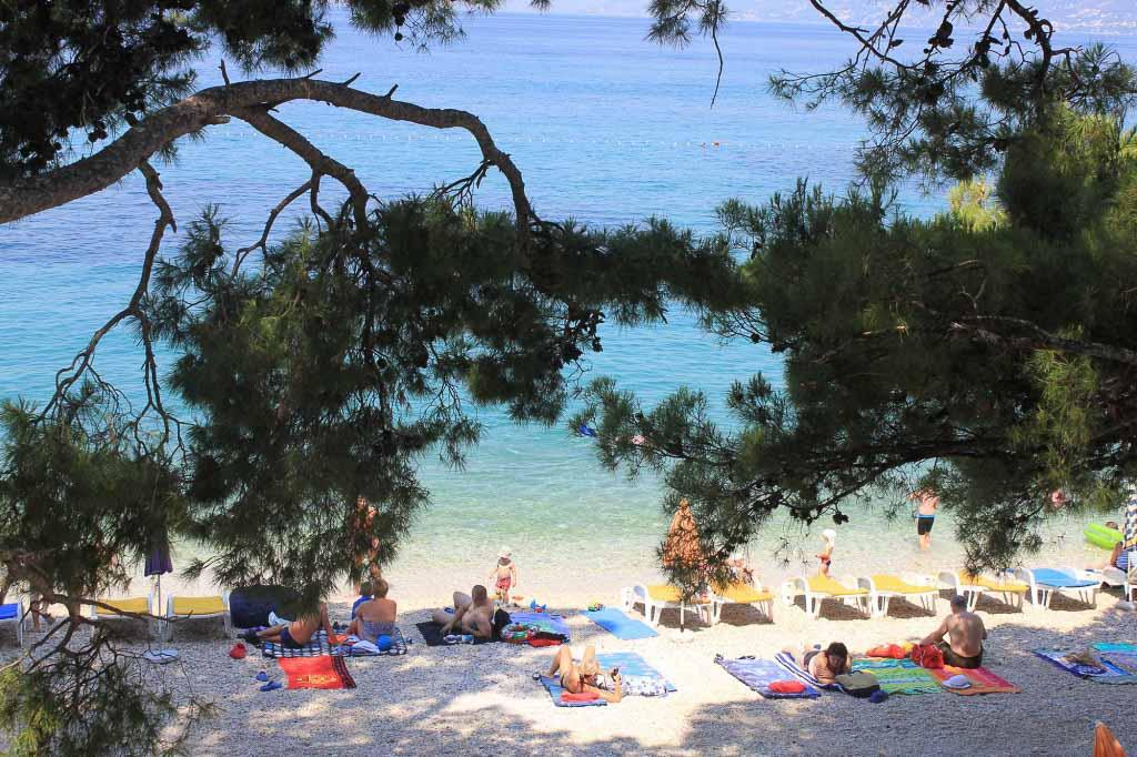 Baska Voda Beach, Makarska Riviera (9)