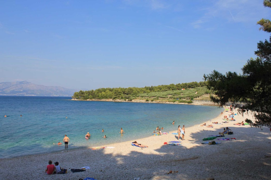 Beaches near Splitska, Postira & Supetar, Brac Island (2)