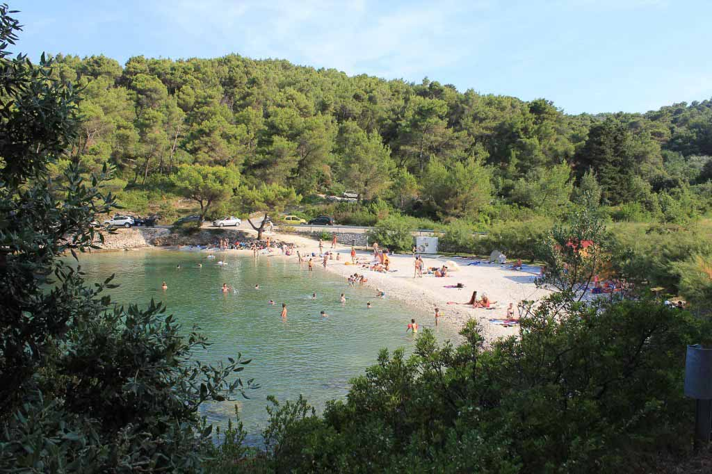 Beaches near Splitska, Postira & Supetar, Brac Island (4)
