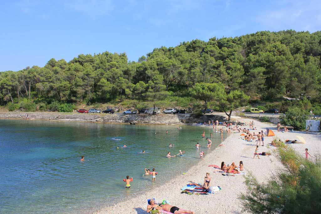 Beaches near Splitska, Postira & Supetar, Brac Island (6)
