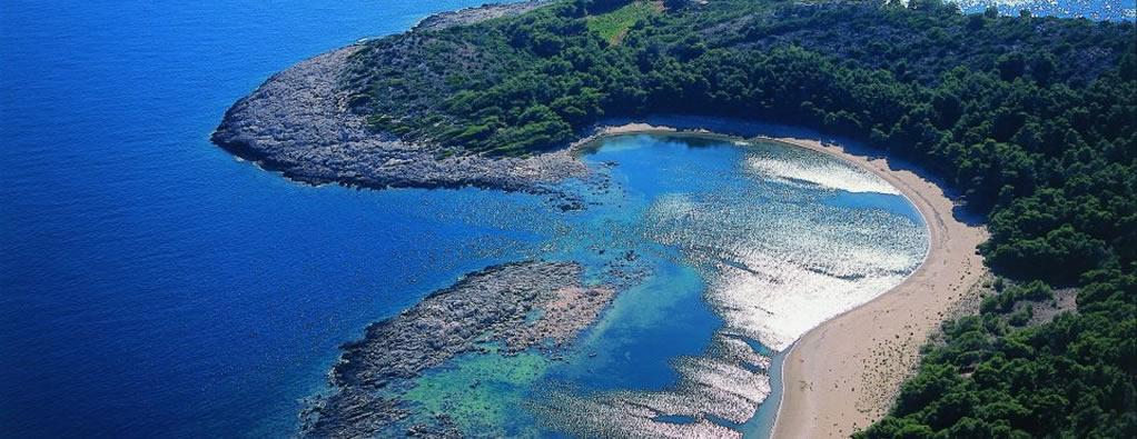 Blace Beach, Saplunara, Mljet Island, Mljet Tourist Board