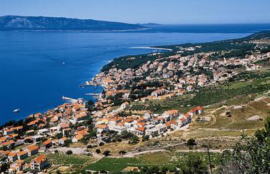 Bol, Brac Island by Mario Brzic, , via Croatian National Tourist Board