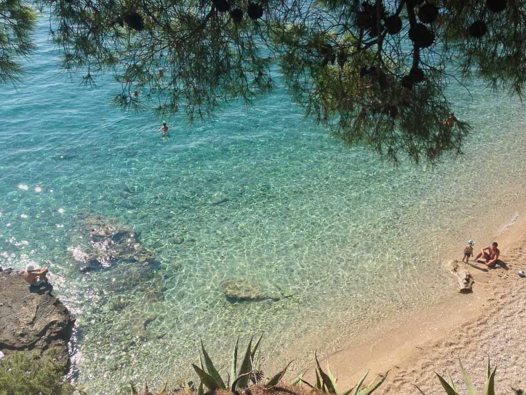 Bol Town Beach, Brac Island (12)
