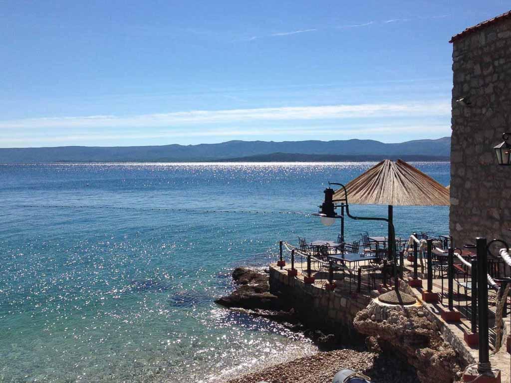 Bol Town Beach, Brac Island (2)