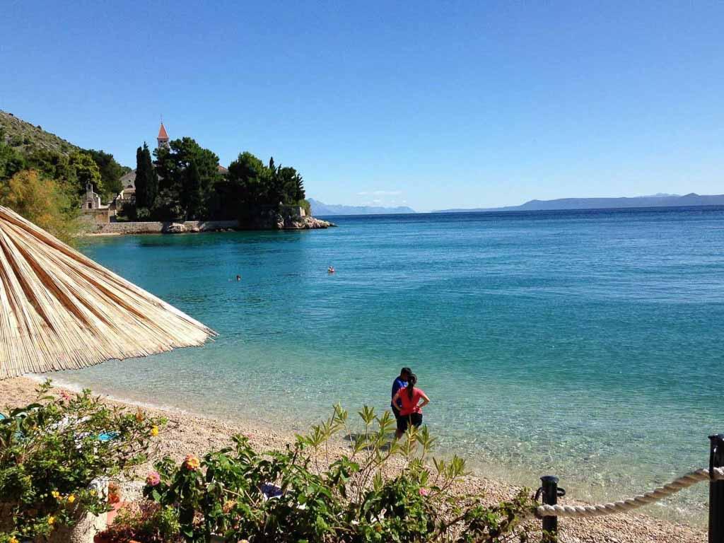 Bol Town Beach, Brac Island (3)