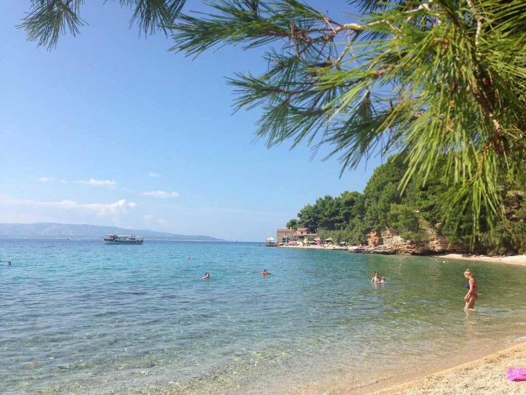Bol Town Beach, Brac Island (8)