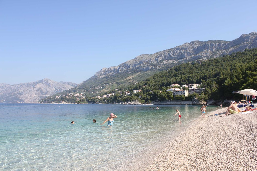 Brela Beaches, Makarska Riviera (14)