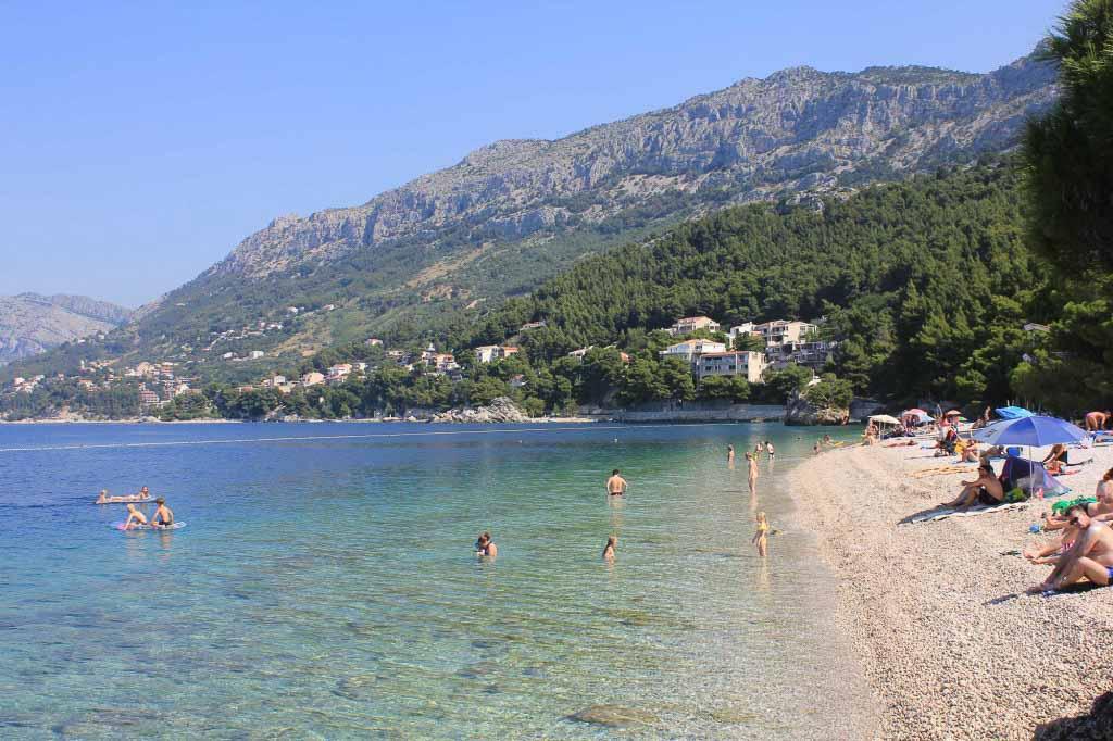 Brela Beaches, Makarska Riviera (25)