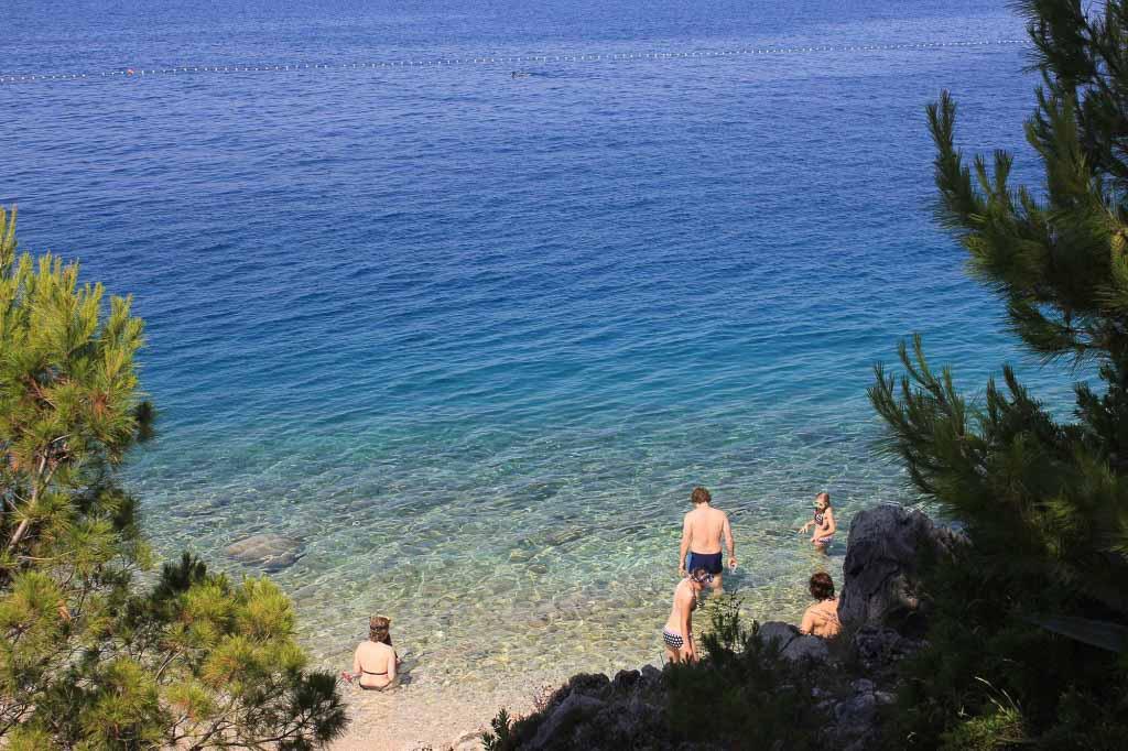 Brela Beaches, Makarska Riviera (28)