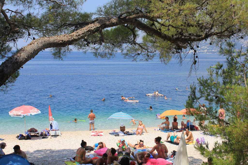 Brela Beaches, Makarska Riviera (29)