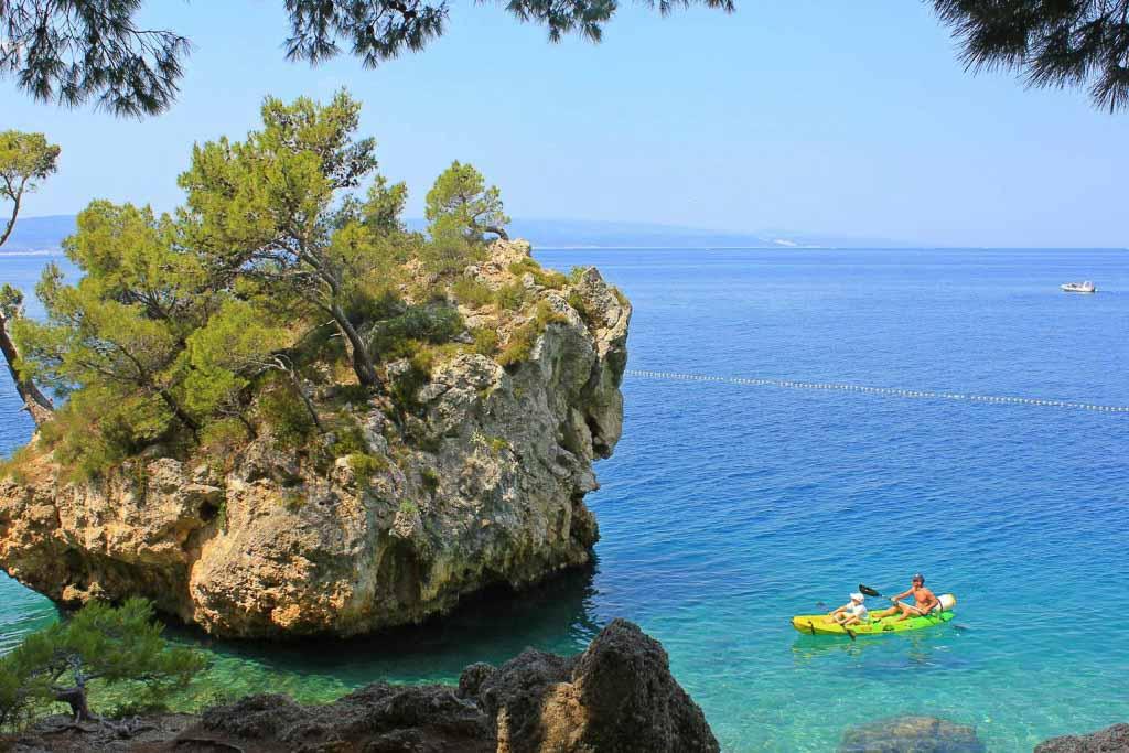 Brela Beaches, Makarska Riviera (37)