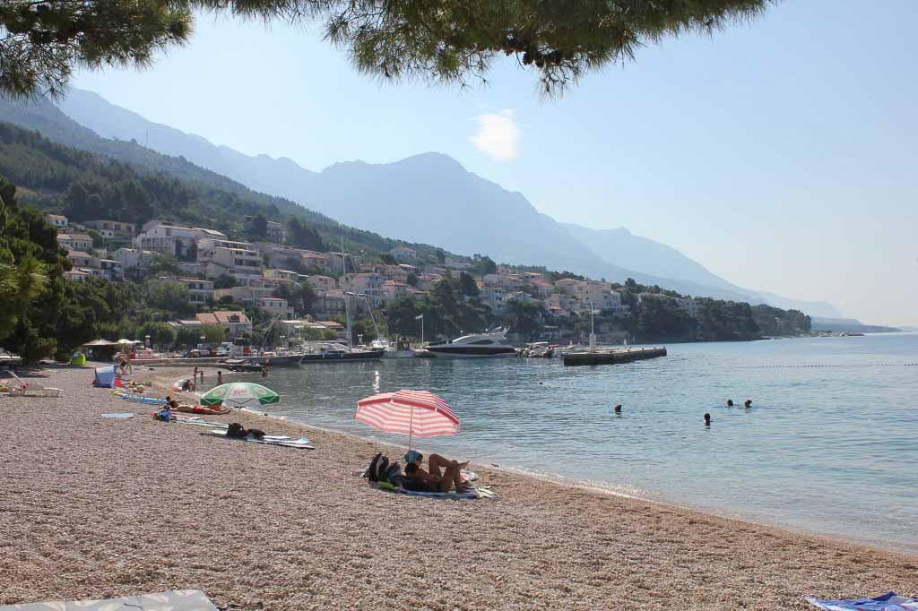Brela Beaches, Makarska Riviera (8)