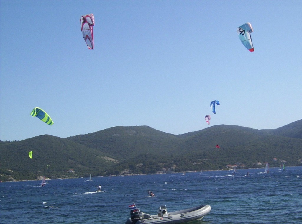 Peljesac Kitesurfing, Viganj