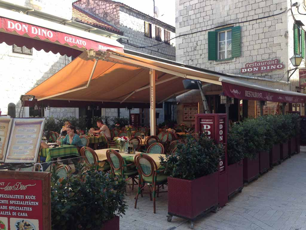 Don Dino Restaurant, Trogir Old Town (8)