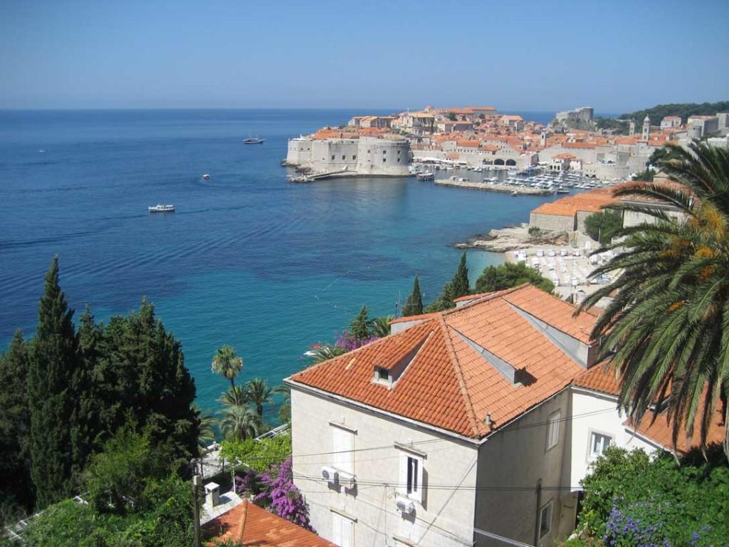 Dubrovnik Old Town (2) Aerial