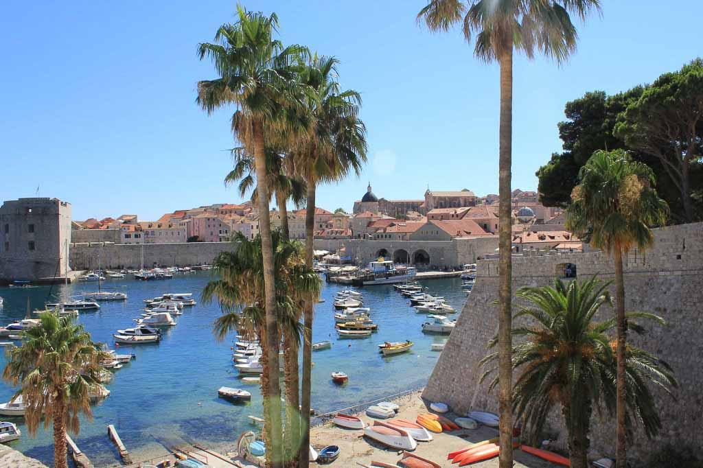 Dubrovnik Old Town (207) Aerial