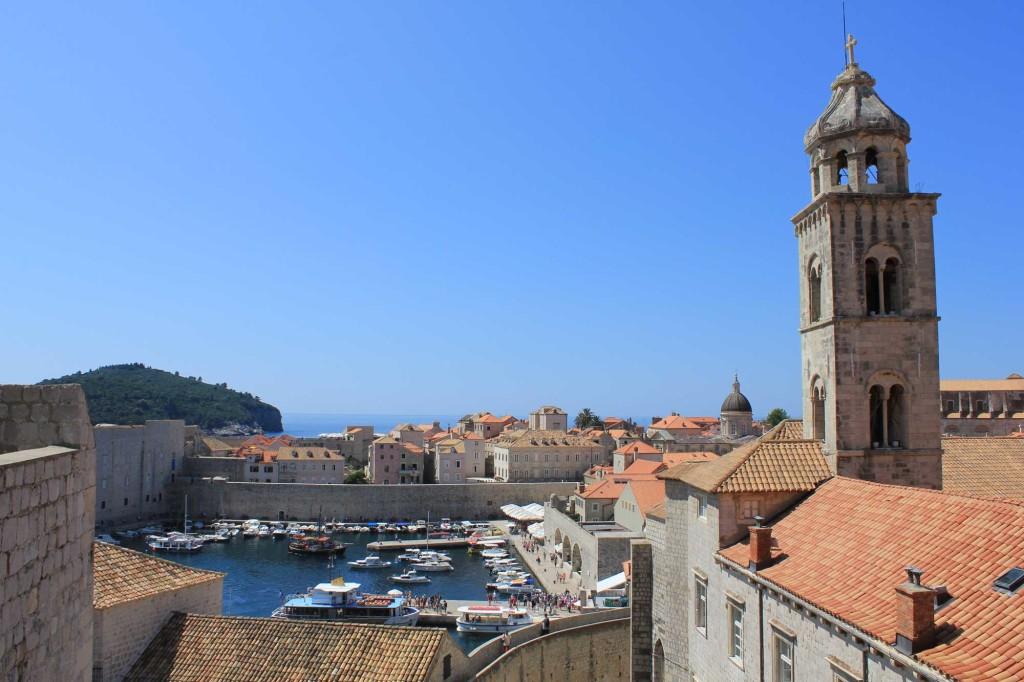Dubrovnik Old Town (312) Aerial