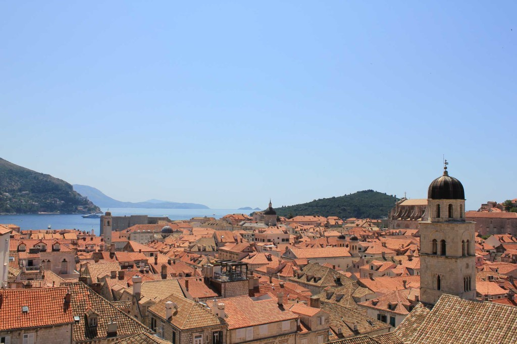 Dubrovnik Old Town (405) Aerial