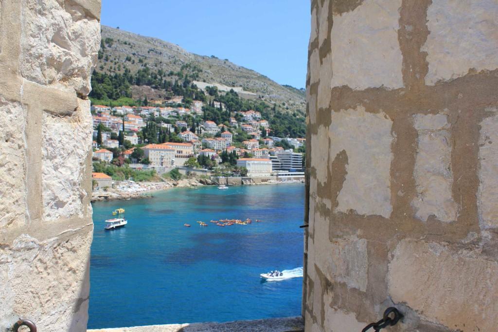 Dubrovnik Old Town (519) Aerial