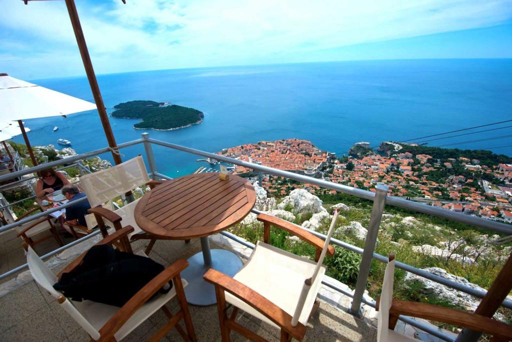 Dubrovnik Old Town (7) Aerial