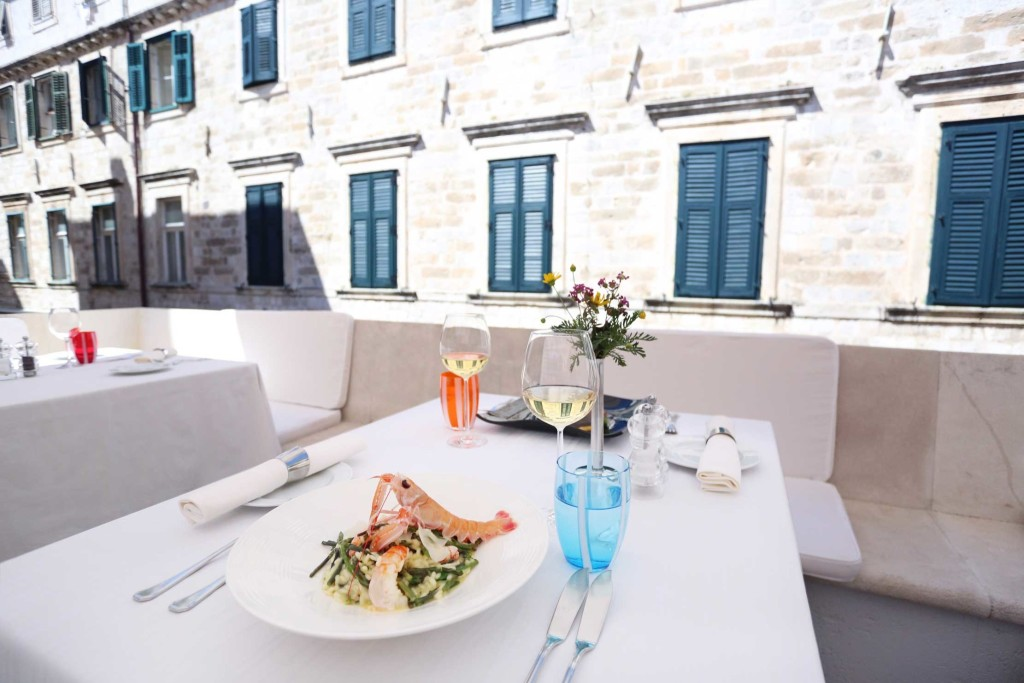 Fish & Seafood Restaurant Proto, Dubrovnik Old Town