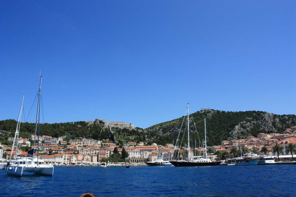 Hvar Town, Hvar Island, Split & Trogir Excursion (31)