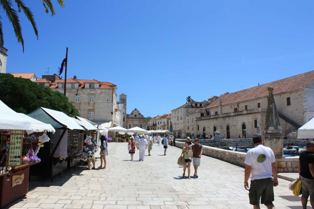 Hvar Town, Hvar Island, Split & Trogir Excursion (32)