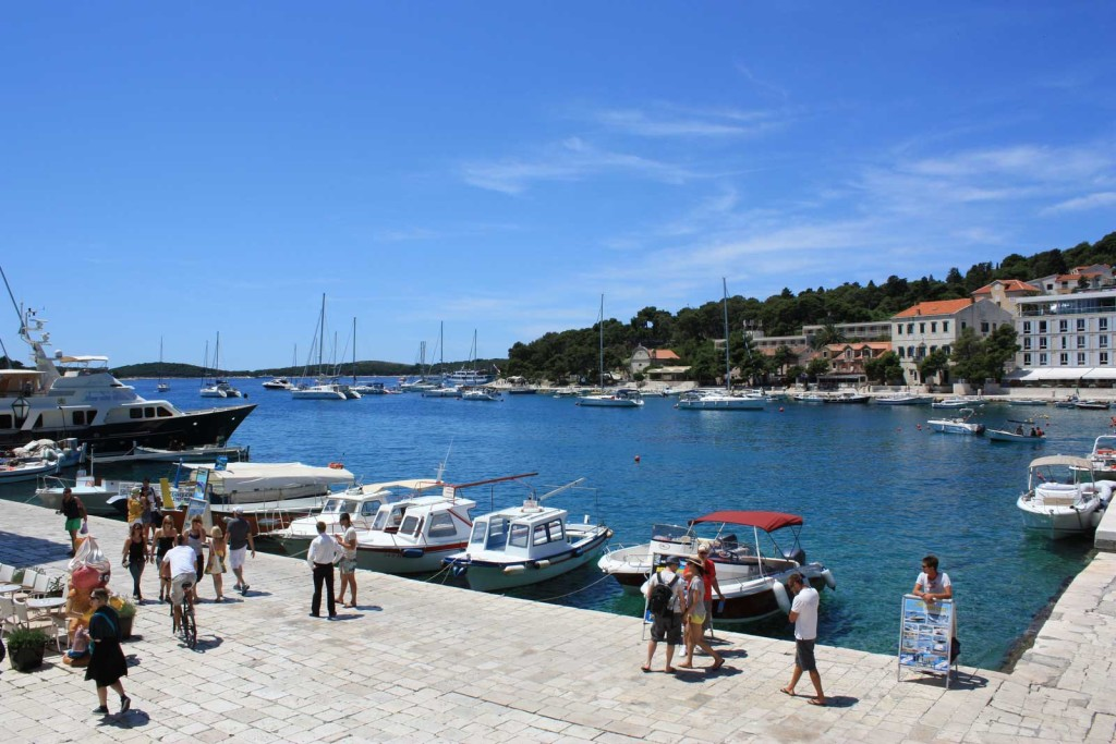 Hvar Town, Hvar Island, Split & Trogir Excursion (33)