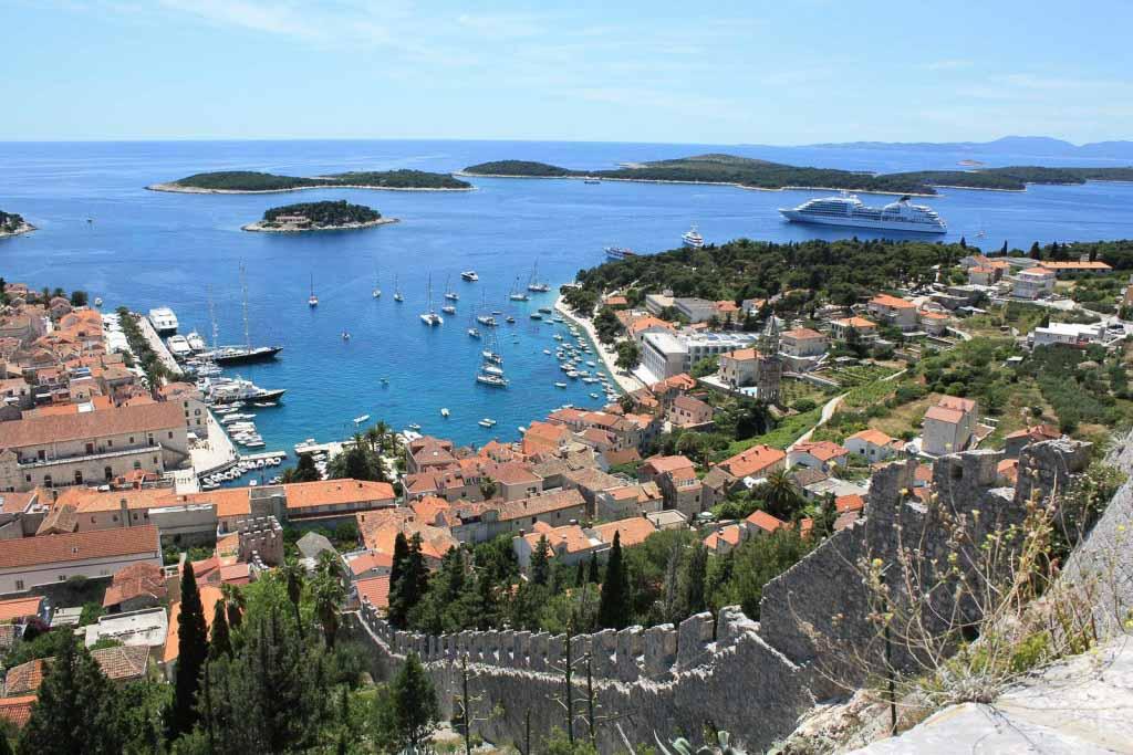 Hvar Town & Pakleni Islands, Split & Trogir Excursion (39)