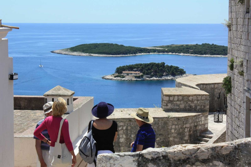 Hvar Town & Pakleni Islands, Split & Trogir Excursion (43)