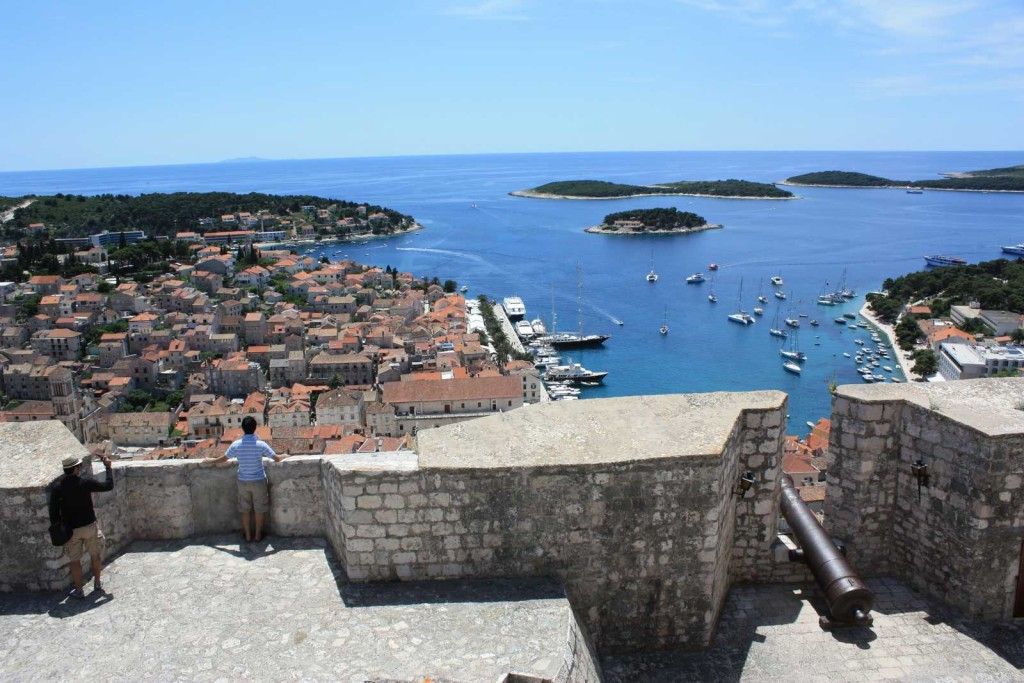 Hvar Town & Pakleni Islands, Split & Trogir Excursion (44)