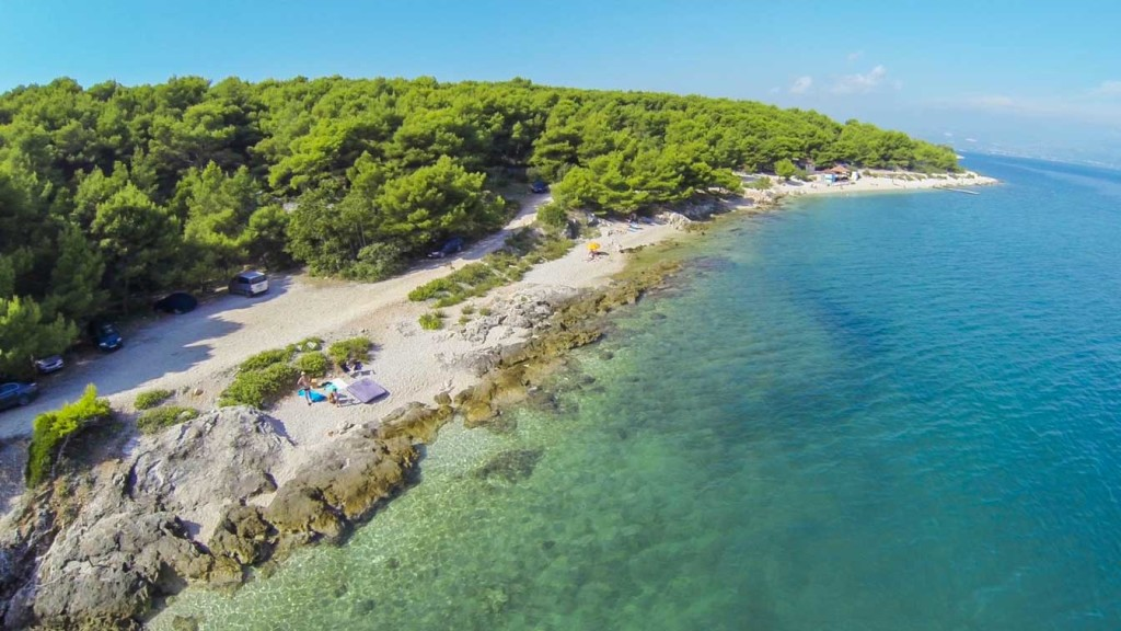 Kava Beach, Slatine, Ciovo, Trogir, Split RIviera (10)