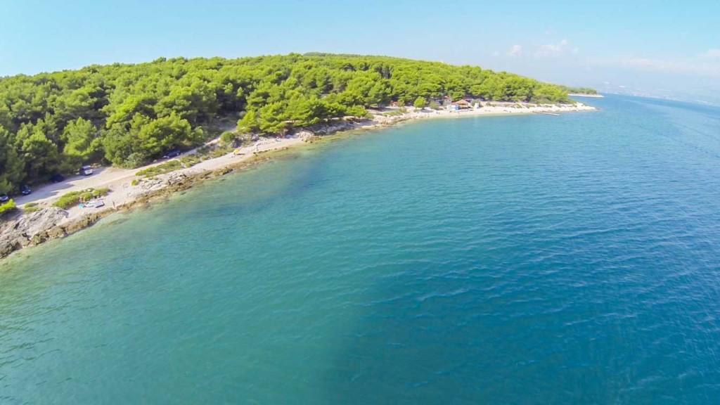Kava Beach, Slatine, Ciovo, Trogir, Split RIviera (12)