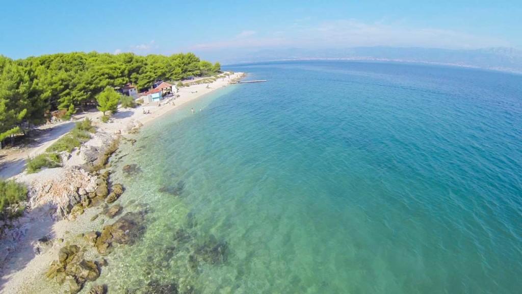 Kava Beach, Slatine, Ciovo, Trogir, Split RIviera (14)