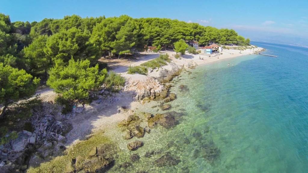 Kava Beach, Slatine, Ciovo, Trogir, Split RIviera (15)