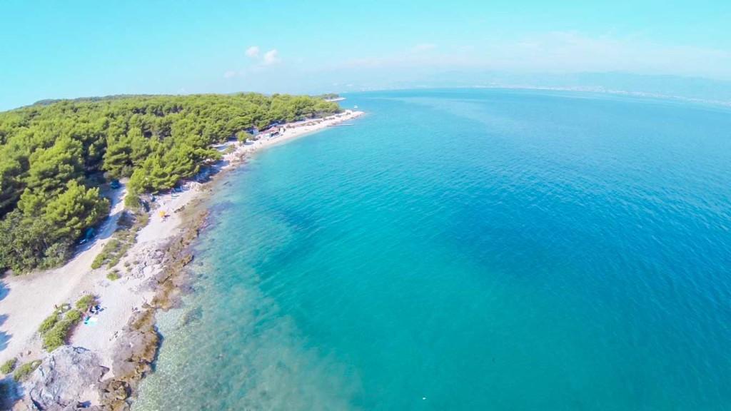 Kava Beach, Slatine, Ciovo, Trogir, Split RIviera (2)