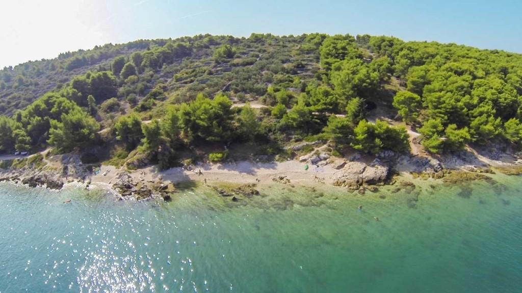 Kava Beach, Slatine, Ciovo, Trogir, Split RIviera (6)