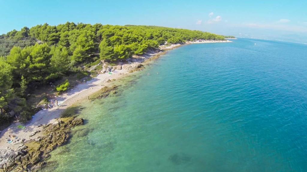 Kava Beach, Slatine, Ciovo, Trogir, Split RIviera (8)