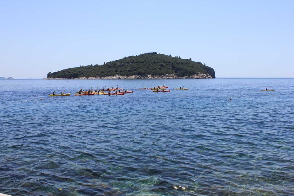 Kayaks, Dubrovnik Old Town (3)