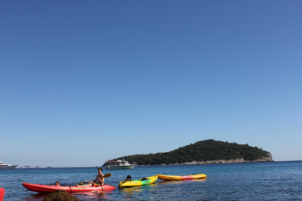 Kayaks, Dubrovnik Old Town (5)