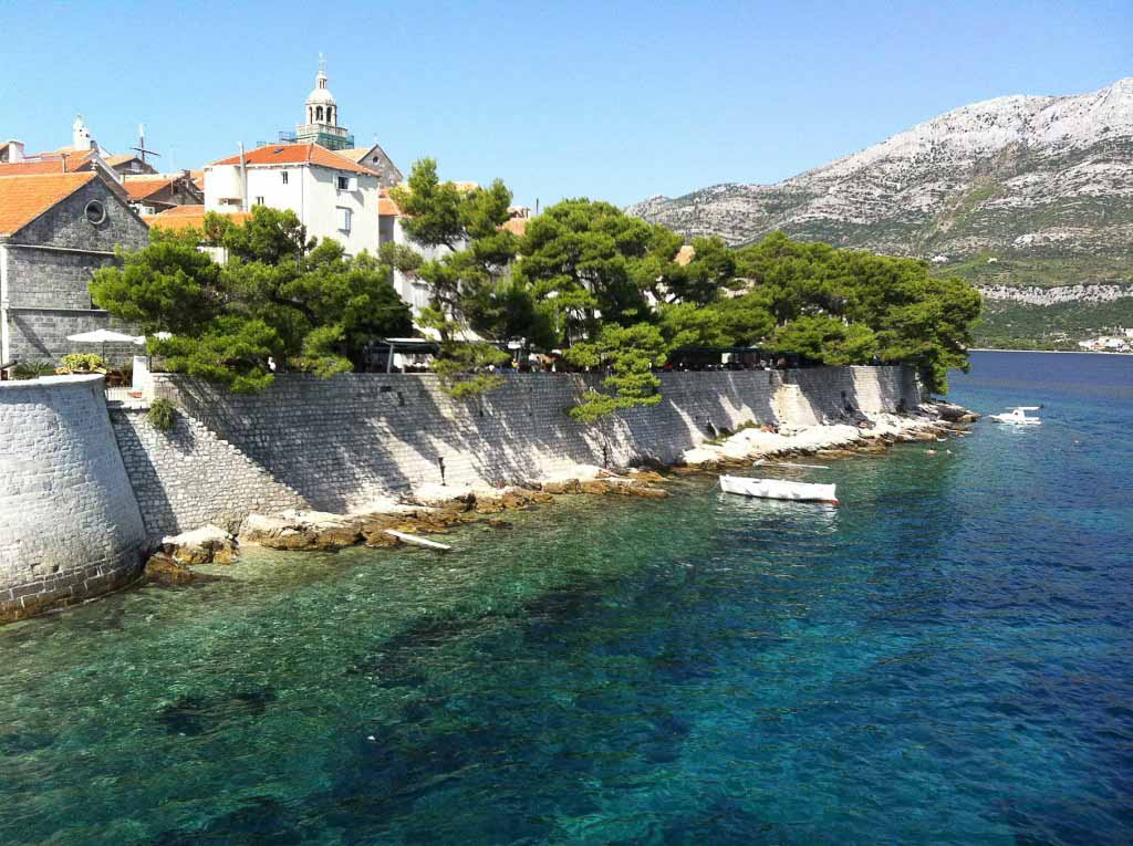 Car Hire Korcula Croatia
