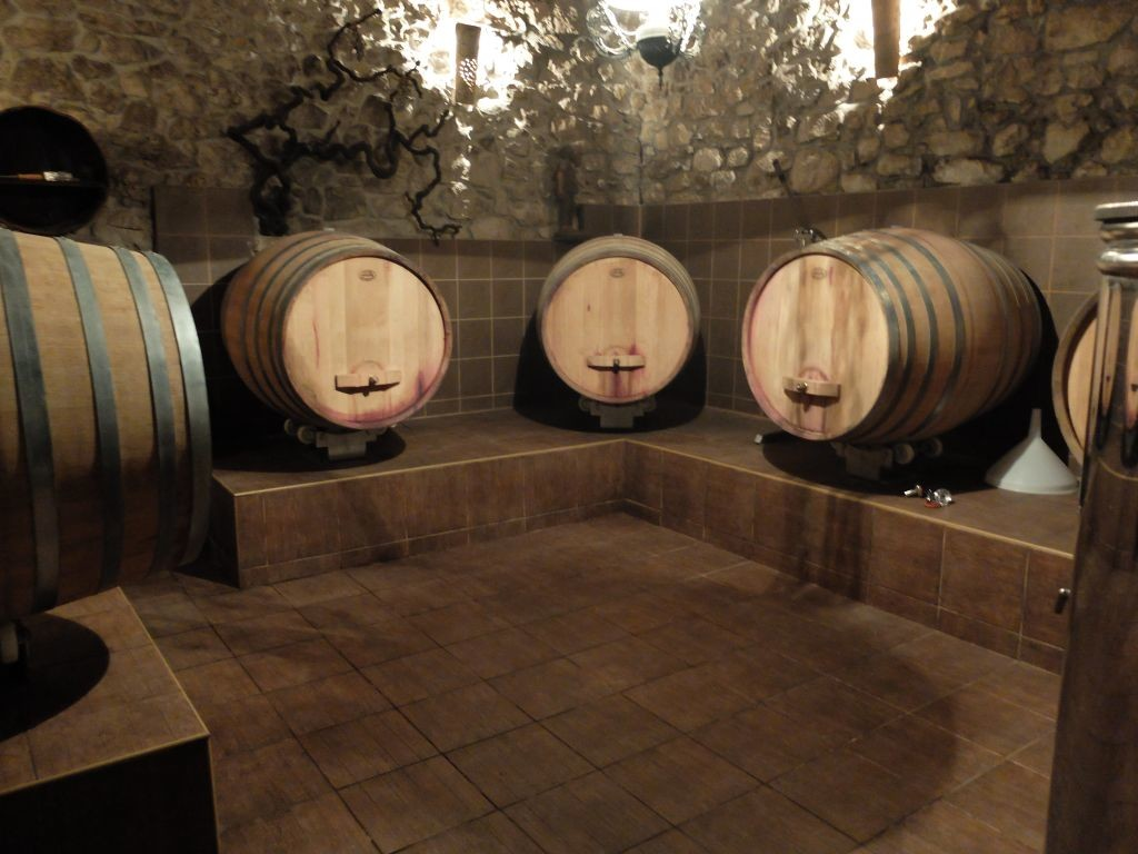 Kriz Winery, Peljesac Peninsula, Dubrovnik Wine Tour (5)