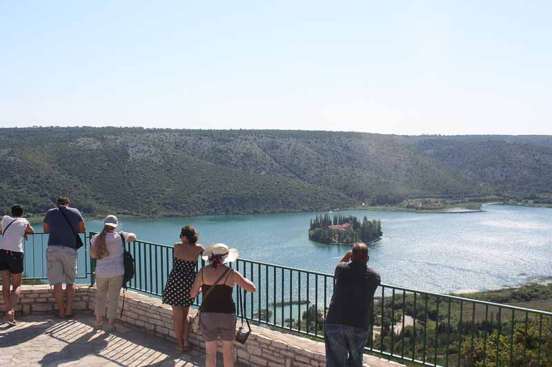 Krka Waterfalls Excursion from Split & Trogir (12)