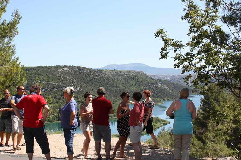 Krka Waterfalls Excursion from Split & Trogir (4)